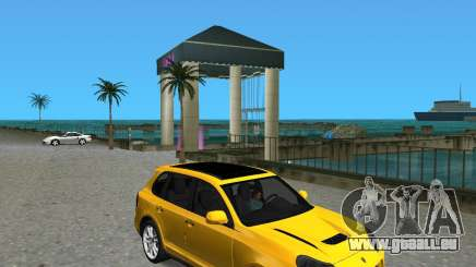 2009 Porsche Cayenne Turbo für GTA Vice City