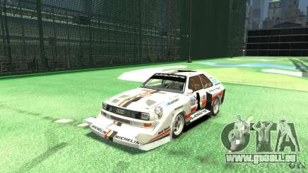 Audi Quattro Group B für GTA 4