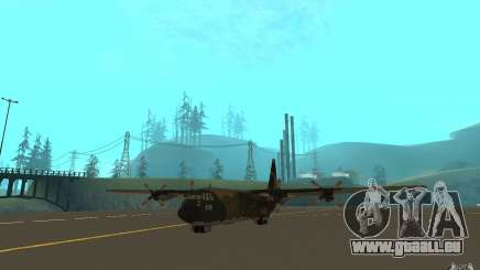 C-130 From Black Ops für GTA San Andreas