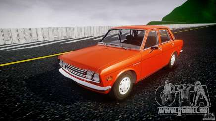 Datsun Bluebird 510 Sedan 1970 für GTA 4