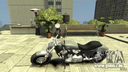 Harley Davidson V-Rod (ver. 0.1 beta) HQ für GTA 4