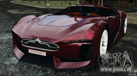 Citroen GT v1.2 für GTA 4