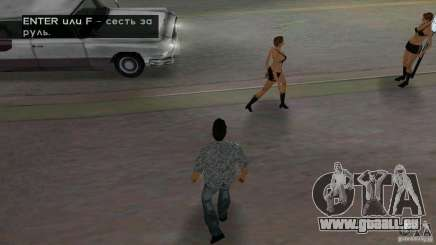 Fuß für GTA Vice City