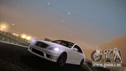 Mercedes-Benz S65 AMG V2.0 pour GTA San Andreas