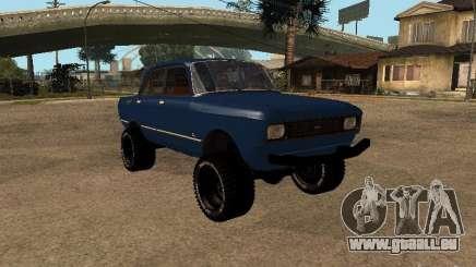 Moskvitch 412-4 x 4 pour GTA San Andreas