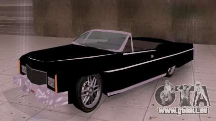 Cadillac Deville 1974 pour GTA San Andreas