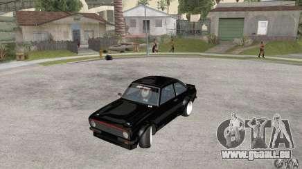 Ford Escort Mk2 pour GTA San Andreas
