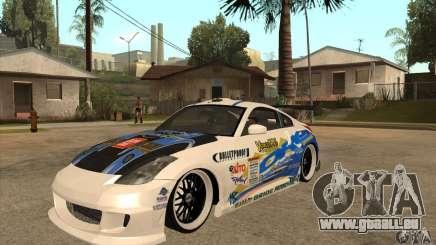 Nissan Z350 - Tuning für GTA San Andreas