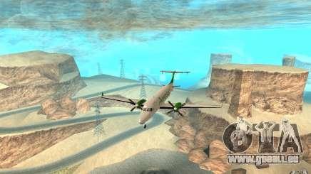 Beechcraft B1900D pour GTA San Andreas