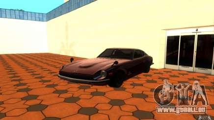Nissan Fairlady Z 432 pour GTA San Andreas