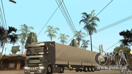 DAF XF pour GTA San Andreas