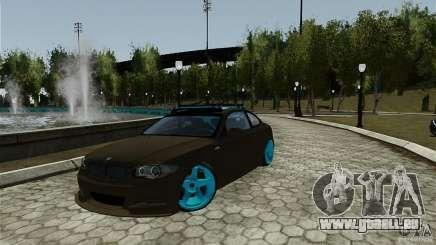 BMW 135i HellaFush pour GTA 4