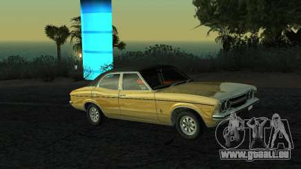 Ford Cortina MK 3 Life On Mars pour GTA San Andreas
