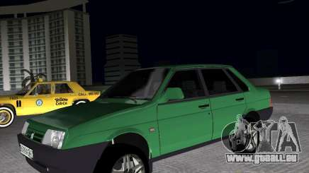 VAZ 21099 Licht abgestimmt für GTA Vice City