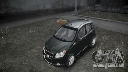 Chevrolet Aveo LT 2009 pour GTA 4