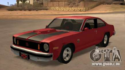 Chevrolet Nova Chucky pour GTA San Andreas