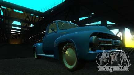 Ford FR 100 pour GTA San Andreas