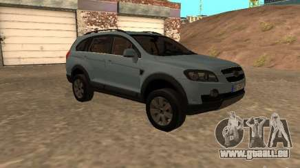 Chevrolet Captiva für GTA San Andreas