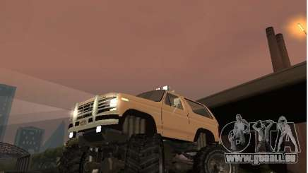 Ford Bronco IV Monster pour GTA San Andreas