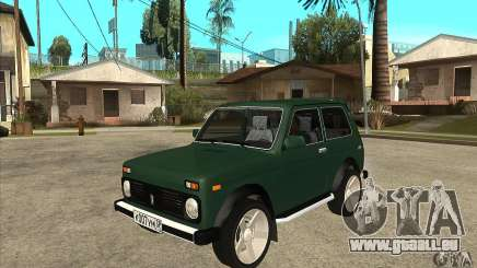 WAZ 21213 NIVA für GTA San Andreas