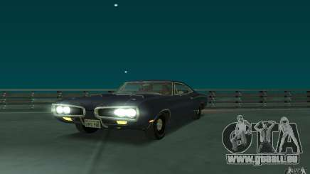 Dodge Coronet Super Bee 1970 pour GTA San Andreas