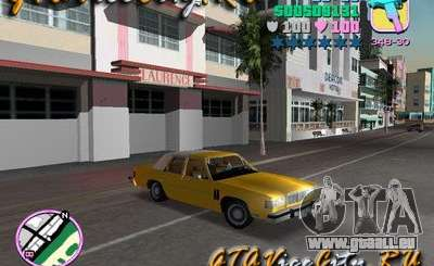 Grand Marquis GS für GTA Vice City