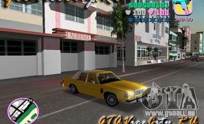 Grand Marquis GS pour GTA Vice City