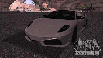 Ferrari F430 Scuderia M16 für GTA San Andreas