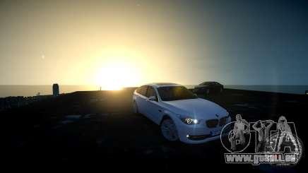 BMW GT F07 2012 GranTurismo pour GTA 4