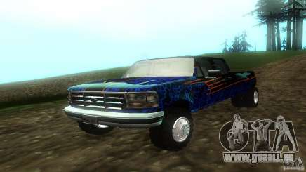 Ford F350 1992 pour GTA San Andreas