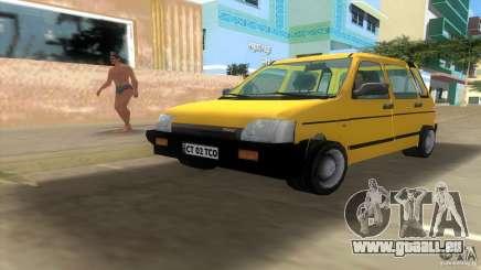 Daewoo Tico pour GTA Vice City