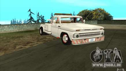 Chevrolet Abschleppwagen für GTA San Andreas