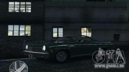 Chevrolet El Camino 1973 pour GTA 4