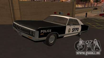 Chrysler New Yorker Police 1971 für GTA San Andreas