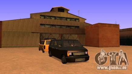 Moonbeam NN pour GTA San Andreas
