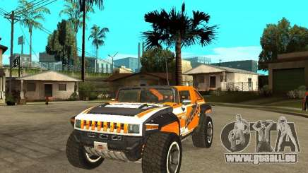 Hummer HX Concept from DiRT 2 für GTA San Andreas