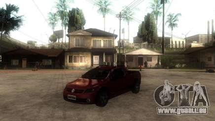 Volkswagen Saveiro Trooper CE pour GTA San Andreas