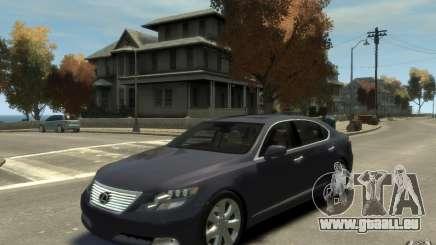 Lexus LS 600h L v1.1 für GTA 4