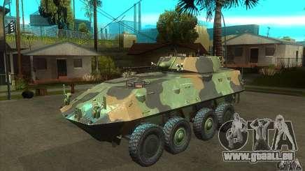 LAV-25 für GTA San Andreas