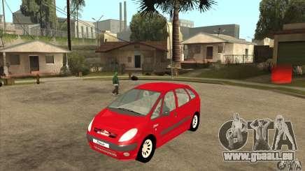 Citroen Xsara Picasso für GTA San Andreas