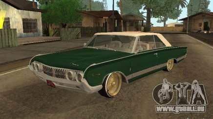 Mercury Park Lane Lowrider für GTA San Andreas