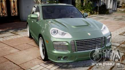 Porsche Cayenne Turbo S 2009 Tuning pour GTA 4