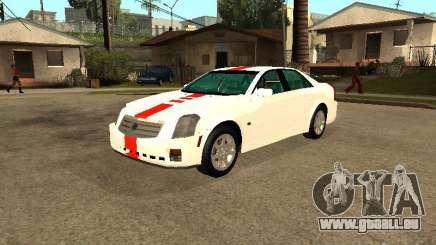 Cadillac CTS 2003 Tunable für GTA San Andreas