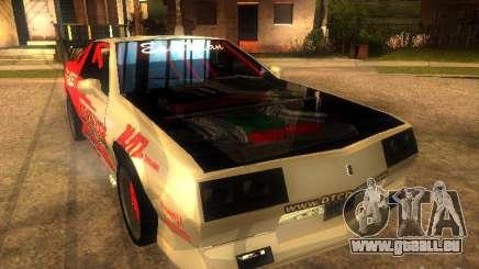 Buffalo DTM v2 für GTA San Andreas
