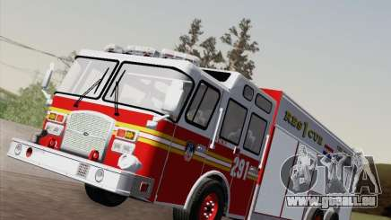 E-One F.D.N.Y Fire Rescue 1 für GTA San Andreas