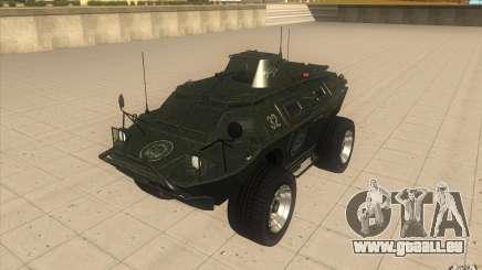 APCS von GTA 4 TBOGT Original mit Textur für GTA San Andreas