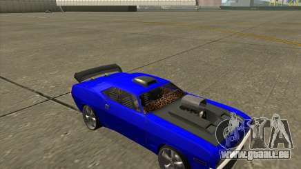 Plymouth Hemi Cuda von NFS Carbon für GTA San Andreas
