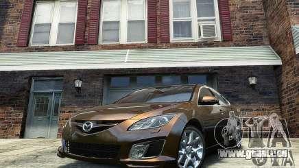 Mazda 6 2008 für GTA 4