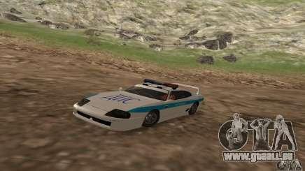 Jester Russian Police für GTA San Andreas