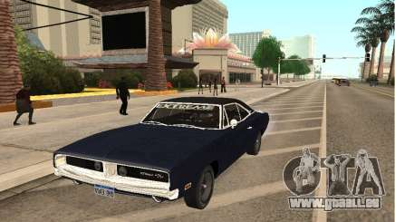 Dodge Charger RT Light Tuning pour GTA San Andreas